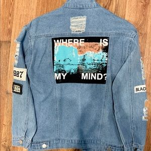Korean Jean Jacket